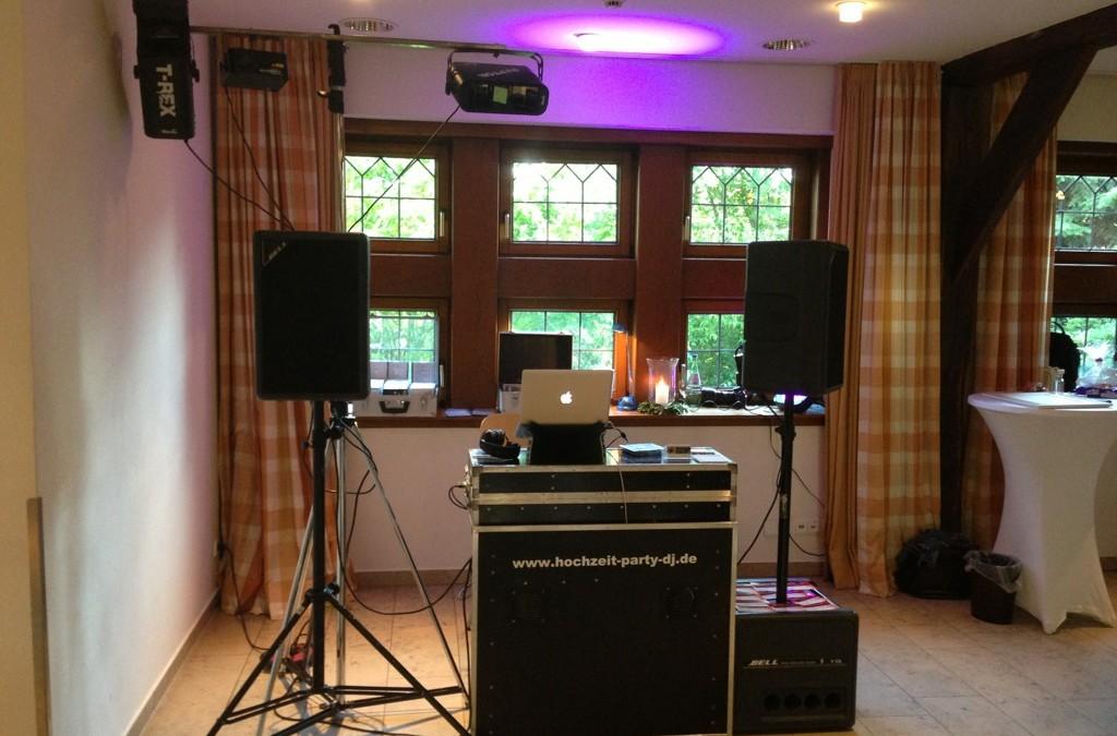 DJ Geburtstagsfeier Hof Wietfeldt, Celle