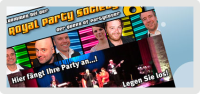 Royal Party Society – die Partyband